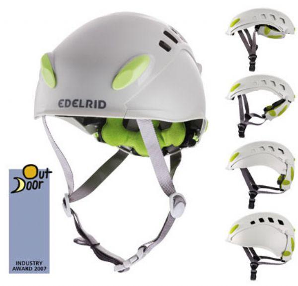 德国进口头盔折叠头盔MADILLO专利仿生设计,牢固、结实、轻巧、便携。荣获2007年工业设计产品奖。高强度,耐磨耐冲击。折叠式至少减少50%的存放空间,重为390g。是EDELRID的又一全新的创造性产品,是高山攀登,山地救援值得信赖的伙伴。通过UIAA/CE认证。重390g。 相关产品: