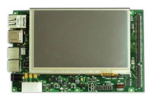 OMAP-L137应用模板SEED-DEC137