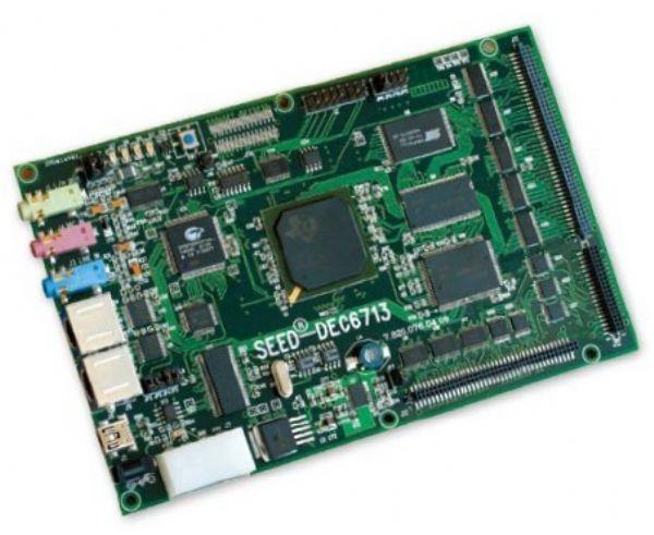 TMS320C6713应用模板SEED-DEC6713