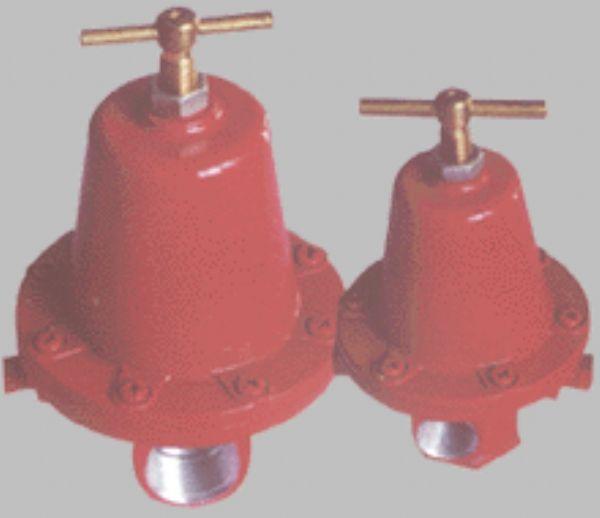 煤气调压阀/高中压减压阀/一级调压器/中低压调节阀 二级液化气减压阀