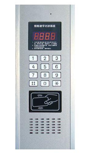 非可视楼宇主机门铃对讲机门禁楼宇门铃主机DA7门铃对讲电话主机