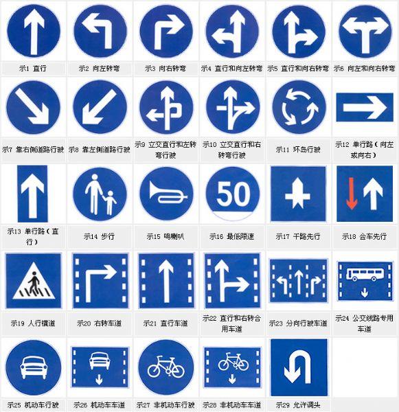 工程五年,广告三年等级别反光膜  相关产品: 海南道路指示标志牌深圳图片