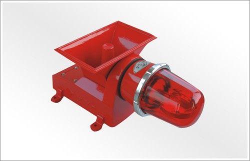 大型机械用声光报警器该声光报警器广泛应用于天车, 行车, 起重机