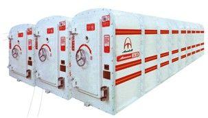 矿用可移动式救生舱