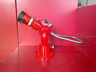 消防水炮,固定式消防水炮