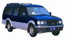 圣路·五十铃皮卡SL5023XYCF系列防弹运钞车