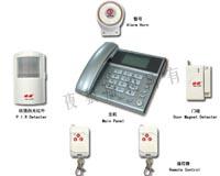 豪华电话机型无线报警系统
