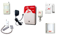 夜狼安防YL-007AS系列 无线声光报警器