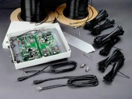 振动电缆周界入侵报警系统