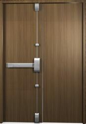 安全控制与报警逃生门锁系统