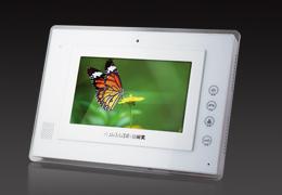 G3款免提可视室内分机
