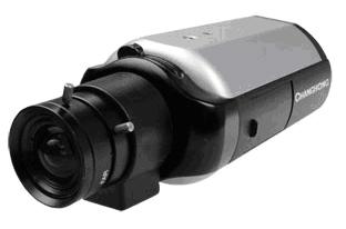 高清强光抑制彩色摄像机