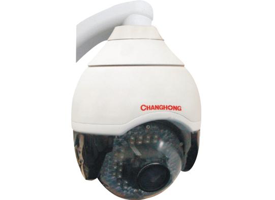 红外智能高速球型摄像机