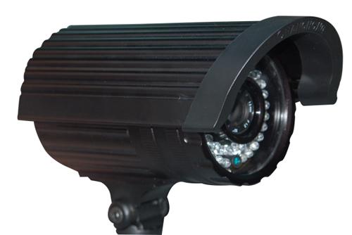 红外防水彩色摄像机