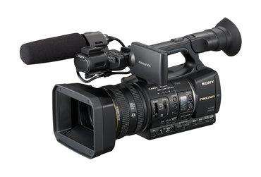 HXR-NX70C 所属产品系列: NXCAM系列
