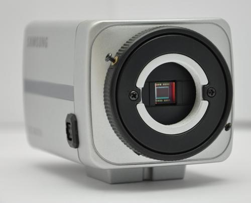 宽动态型仿三星SCC-B2335P监控摄像机