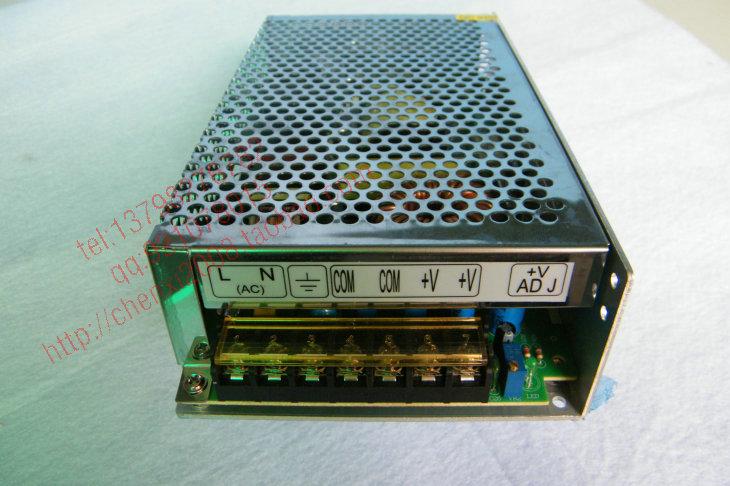 监控12v20a的电源接线图