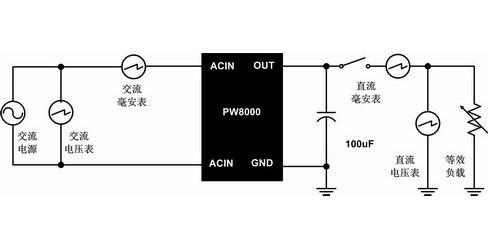 产品特性低功耗:空载功耗  相关产品: 宽电压acdc开关电源模块ac dc