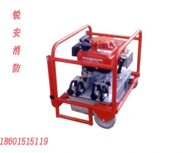 供应超高压液压机动泵(双输出),本田发动机液压泵,消防泵图片
