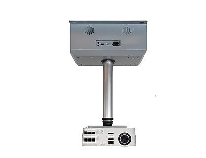杆式投影机电动升降吊架