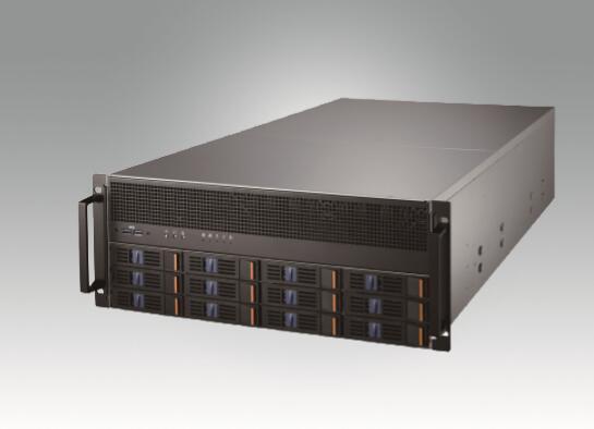 研华推出 4U 10卡GPU服务器的SKY-6420