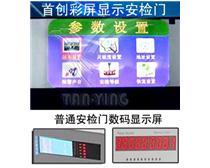 AT-100B彩屏金属防盗门(深圳探测王金属安检门)