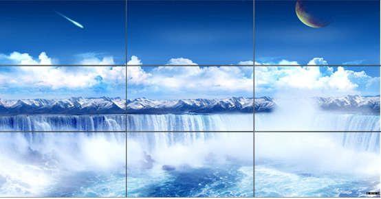 宁波55寸大屏幕拼接墙,温州60寸超窄边拼接屏,嘉兴46寸液晶显示器