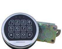 圆形密码锁