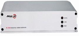 网络视频服务器(CIF格式带硬盘1路