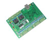双门双向网络型电路板