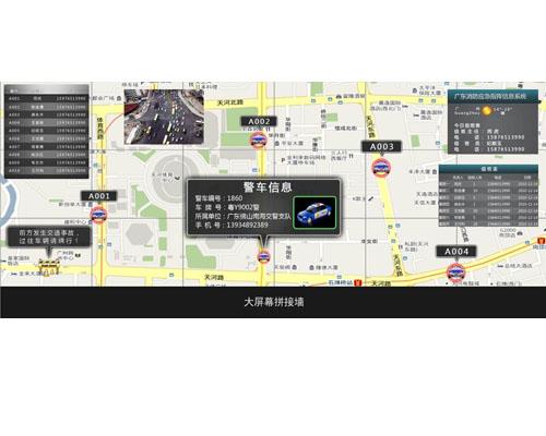 ViSmart(公安可视化指挥平台)