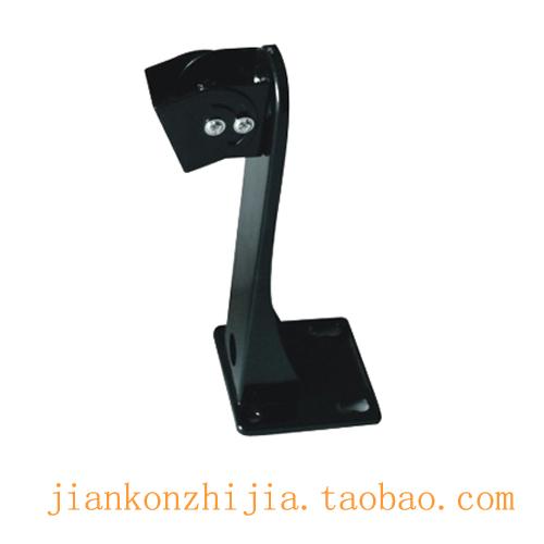 602小型鸭嘴监控摄像机支架