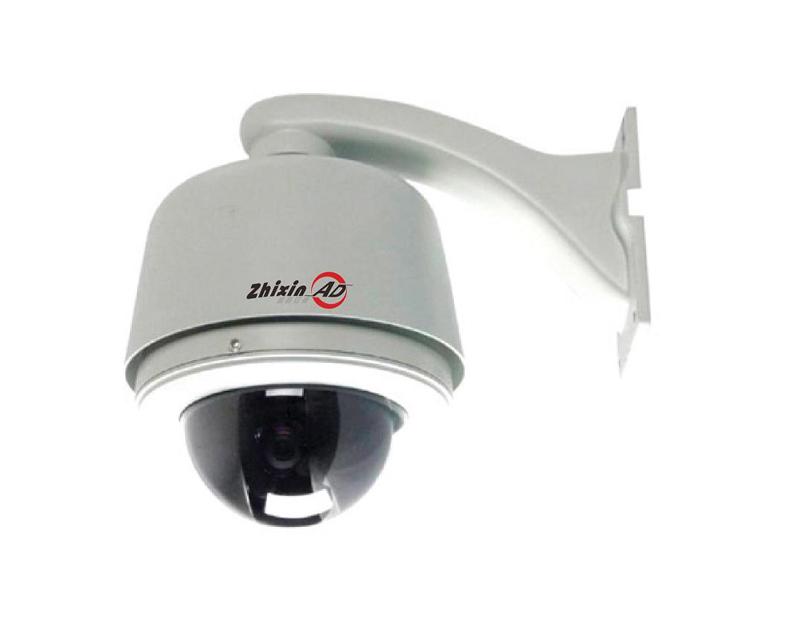 高清720P高速球型网络摄像机