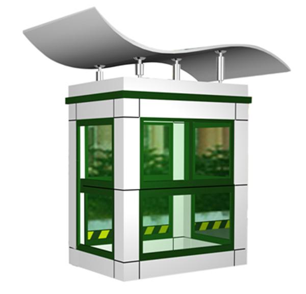 住宅岗亭的设计方案
