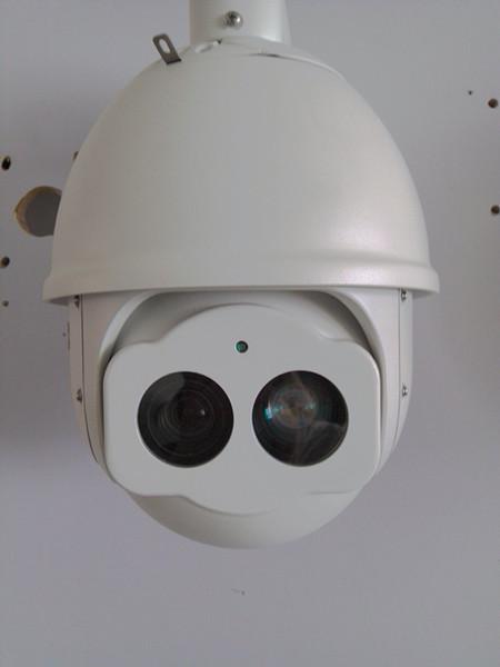 厂区监控用激光高速球