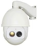 景区监控专用智能化激光高速球