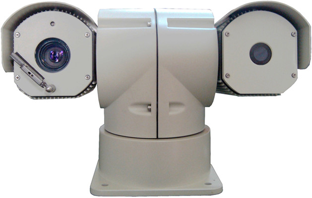 水库管控激光摄像机