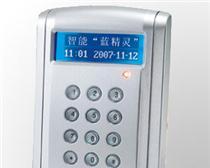 门禁机ID门禁考勤一体机 485联网门禁考勤机 双门控制器