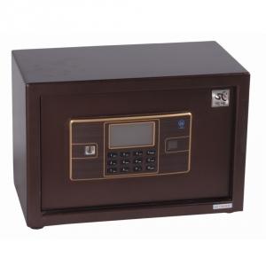 isafe保险箱(柜) FDX-A1/D-85-MT-6002-CB 曜石黑 指纹加密保险柜
