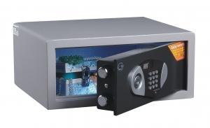 全能TGG-2045保险箱 FDG-QB-20 黑灰套色 电子密码保险箱