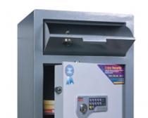 全能DG-9150D投币保险柜 FDG-A1/D-83米白套色 电子密码保险柜