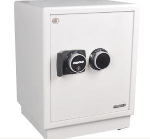 迪堡 机械防盗保险箱FDG-A1/J-50Q1(象牙白/ATM防盗专利) 家用 保险箱