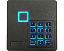 密码按键读卡器门禁读卡头
