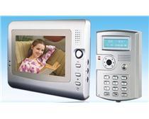A18-CD/C 可视对讲门禁考勤机产品供应 上门安装