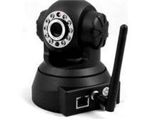 晶盾报警视频监控 无线网络监控一体化