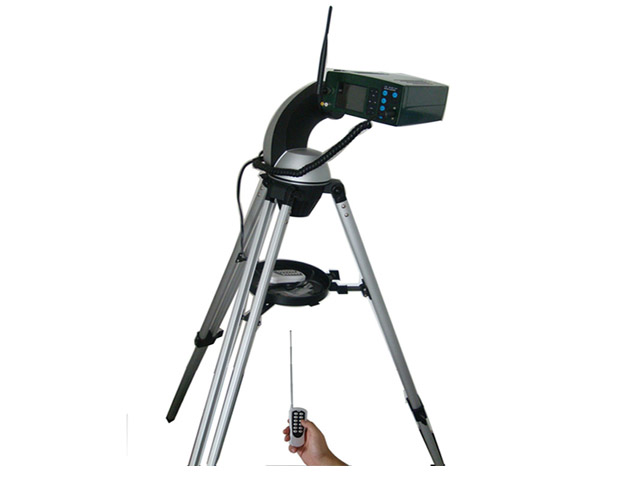 数码激光望远夜视取证系统