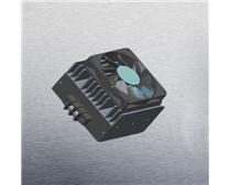 激光夜视仪激光照明器 投射距离大于等于1100米进口光纤品质高