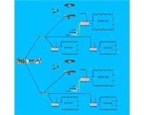 光纤感应探测报警装置