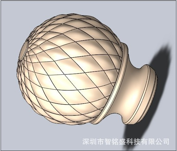医疗手板模型 SLA激光快速成型