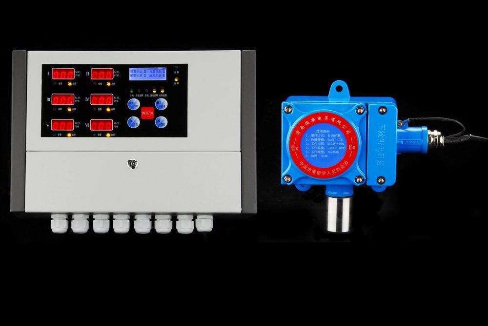 吉林、长春氨气泄露检测仪,氨气浓度报警器